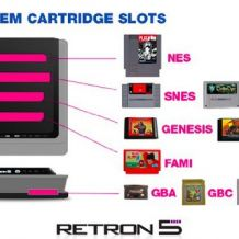 Console Retron 5