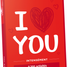 Coffret I love you intensément