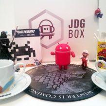 La JDG Box, la box des geeks