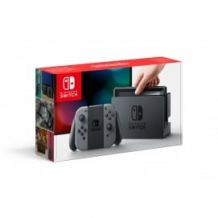 Nintendo Switch + paire de Joy-Con grise