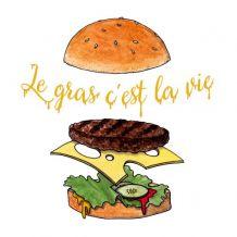 Pochette surprise «Le gras c'est la vie»