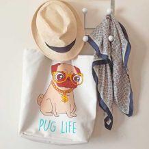 Sac Pug Life