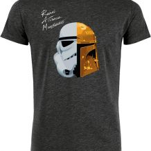 T-shirt Daft Punk / Star Wars