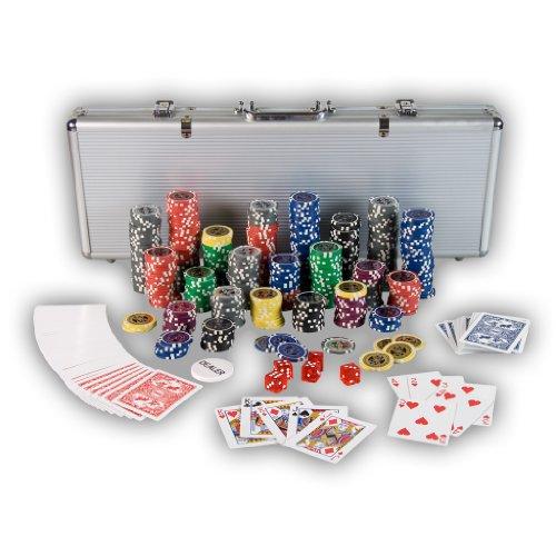 Malette professionnelle de poker