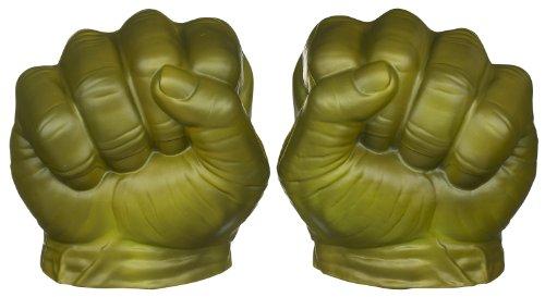 Les poings de Hulk