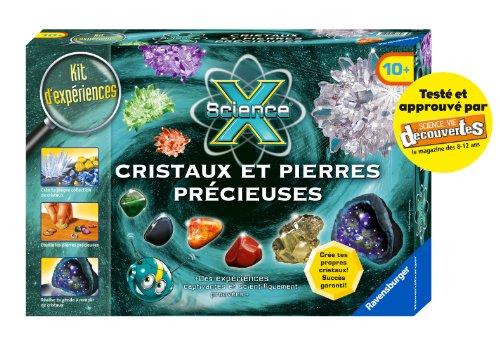 Cristaux et pierres pr cieuses un jeu ducatif id e cadeau france - Fausse pierre precieuse ...