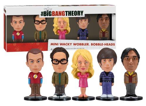 Big Bang Theory: Set de 5 figurines
