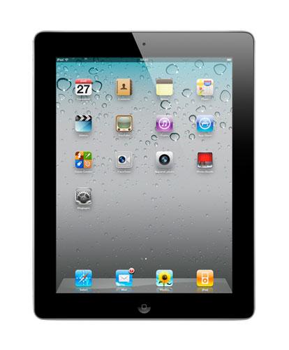 Tablette Ipad 2 de Apple version noir 16Go
