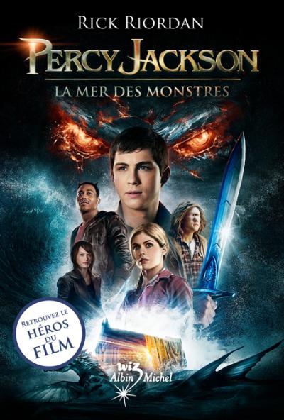 Percy Jackson Tome 2 : La mer des monstres