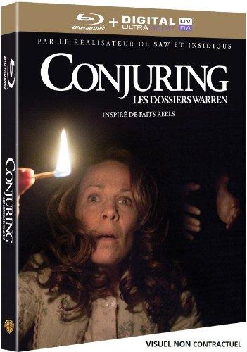 Conjuring : les dossiers Warren [Blu-ray]