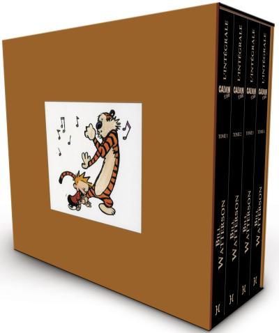 L'intégrale de Calvin et Hobbes