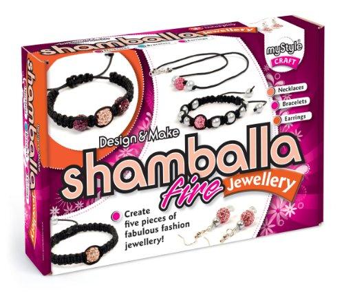 Kit de création de bijoux Shamballa