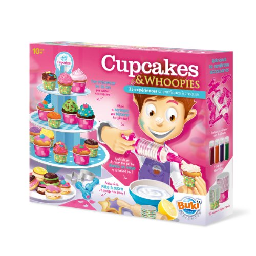 Cupcakes & Whoopies – Jeu Educatif et Scientifique