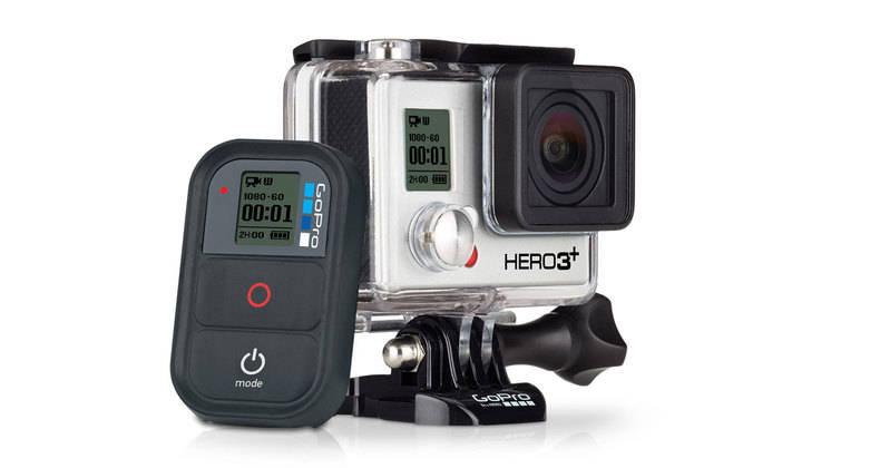 GoPro HD Hero3 Black Edition – 4K