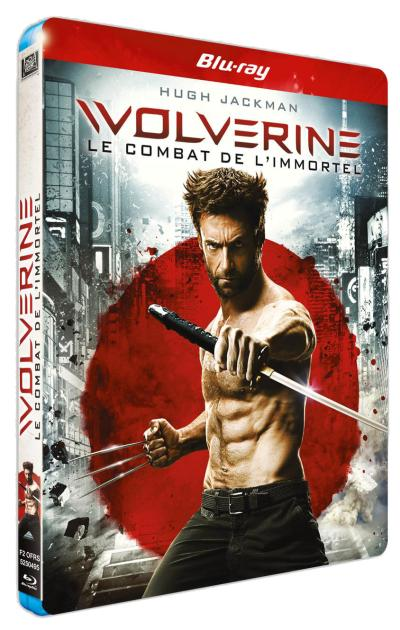 Wolverine : Le combat de l'immortel – Blu-Ray