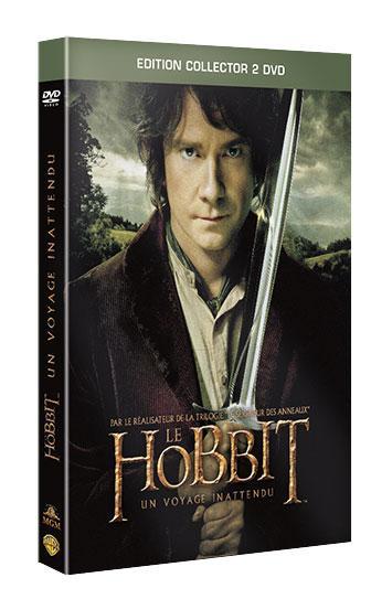 Le Hobbit : Un voyage inattendu – Edition Collector 2 DVD