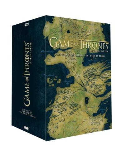 Game of Thrones – Intégrales des saisons 1, 2 et 3