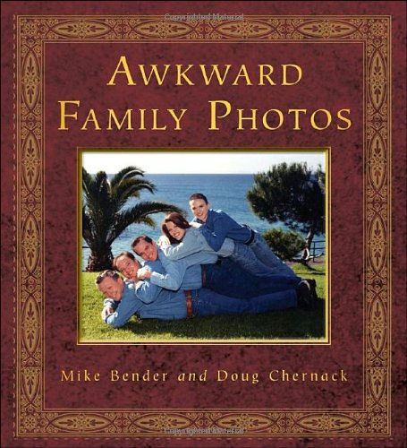 Livre «Awkward Family Photos»