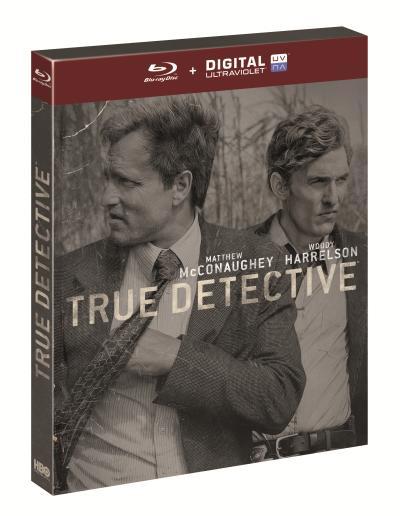 True Detective – Coffret intégral saison 1 – Blu-ray