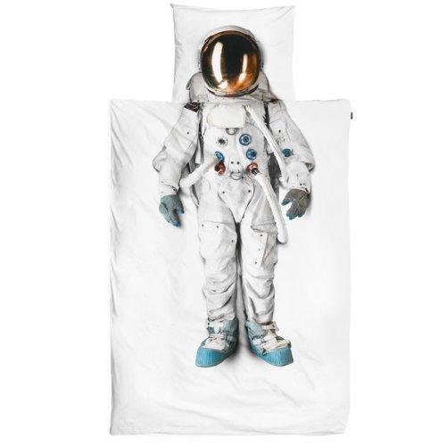 Housse de couette pour petit astronaute