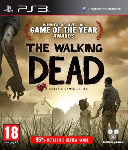 The Walking Dead sur PS3
