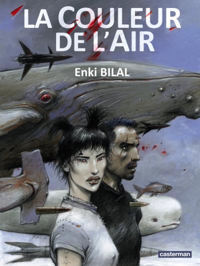 «La Couleur de l'Air» d'Enki Bilal