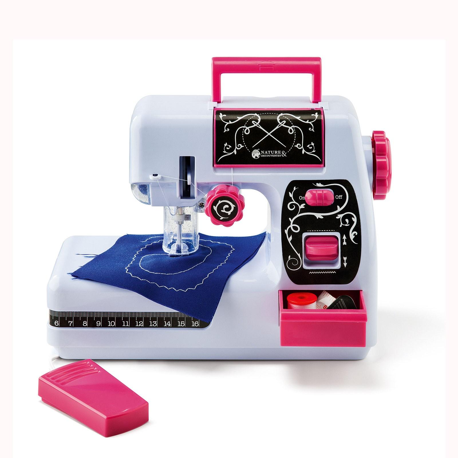 machine coudre enfant. Black Bedroom Furniture Sets. Home Design Ideas