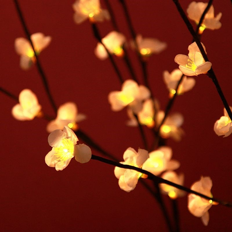 Branches De Cerisier Lumineuses Idee Cadeau France