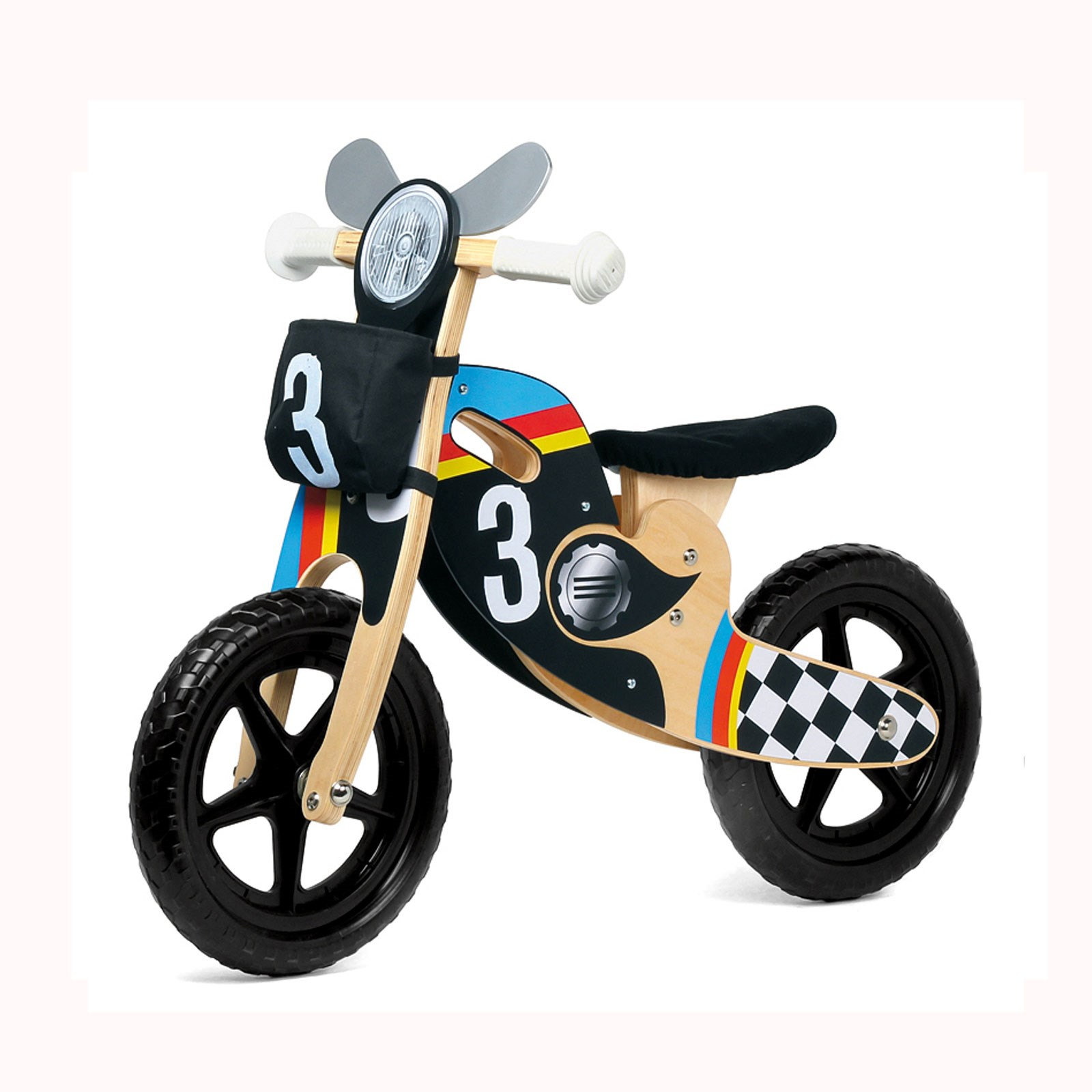 Kit moto pour premier vélo