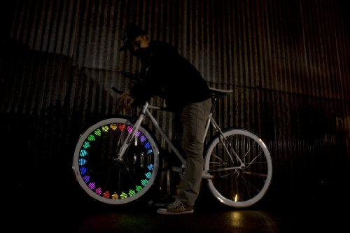 Éclairage pour vélo Monkey Light