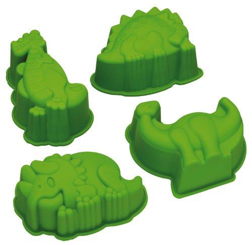 Moules à gâteaux dinosaures