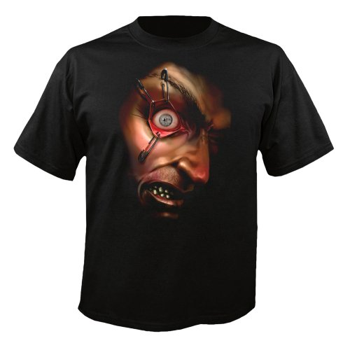 T-Shirt Digital – Oeil Qui Bouge