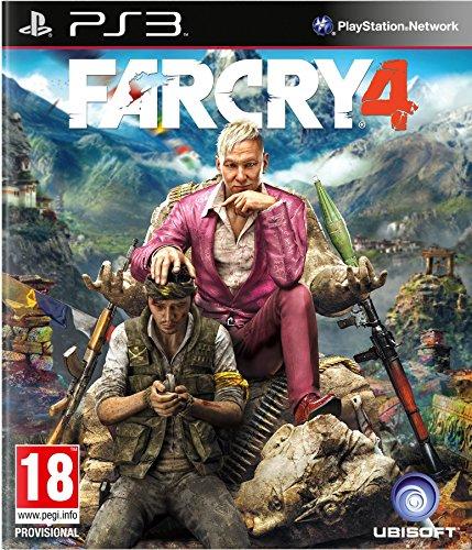 Far cry 4 pour PS3
