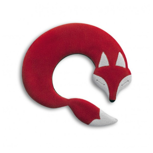 Coussin chauffant «Noah The Fox»