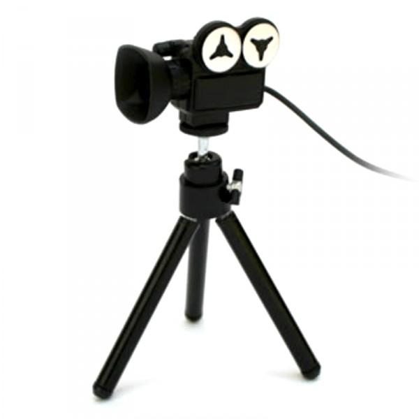 Webcam caméra de cinéma