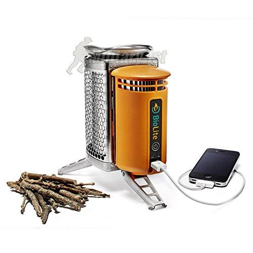 Chargeur de téléphone au feu de bois BioLite