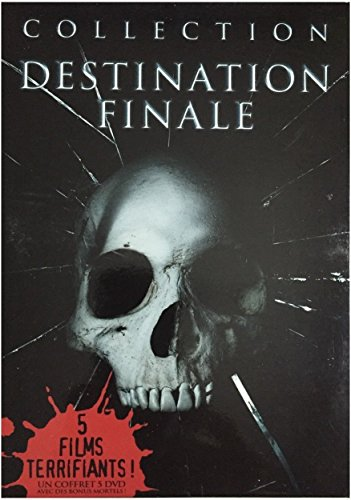 Coffret Destination finale – Volumes 1 à 5 [Blu-ray]