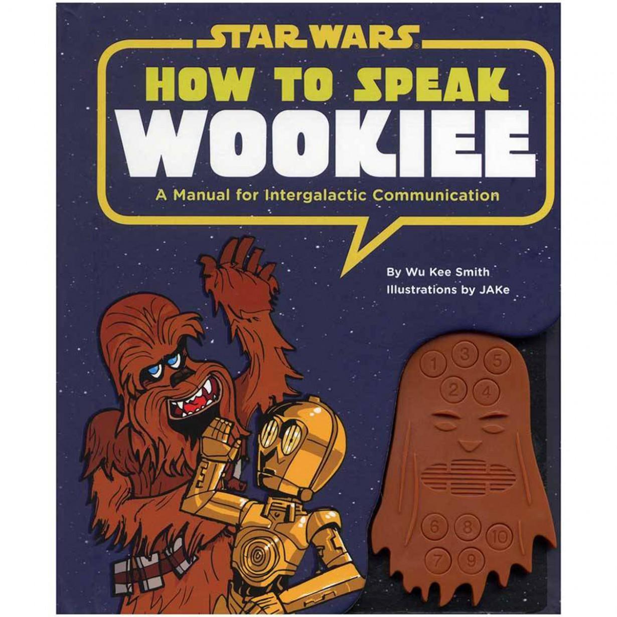 Comment parler le Wookie?