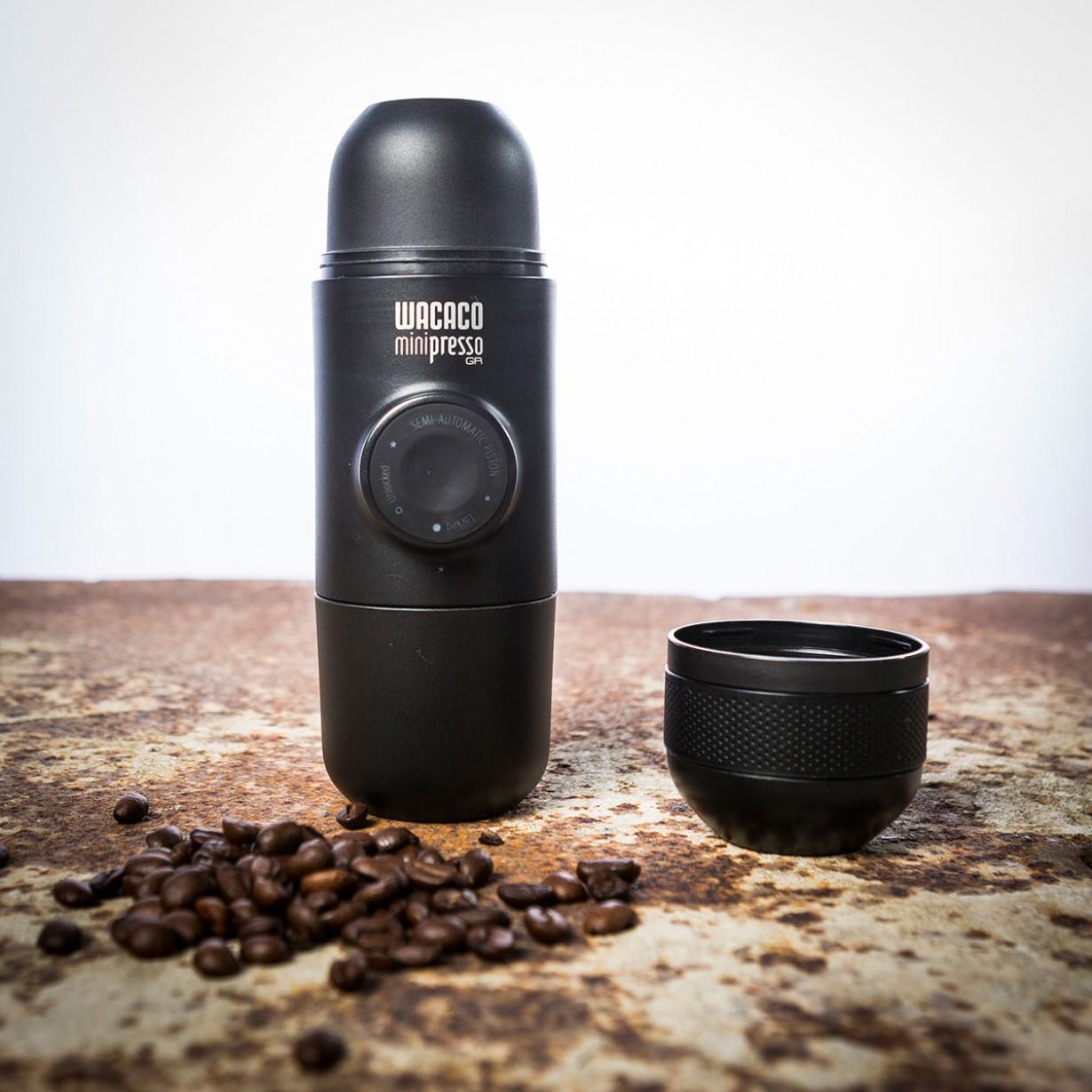 Minipresso – L'expresso sous le coude