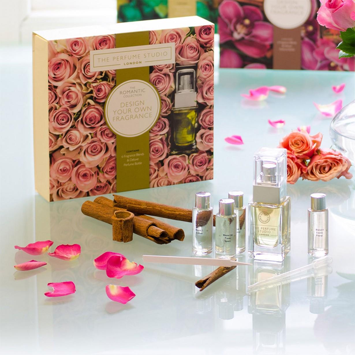 Set pour créer votre propre parfum