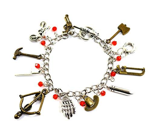 Bracelet à breloques The Walking Dead