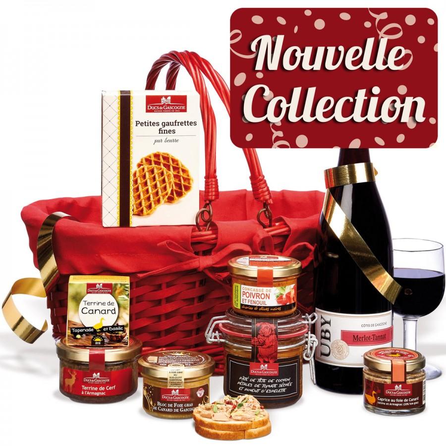 Rouge Gourmand Id E Cadeau France