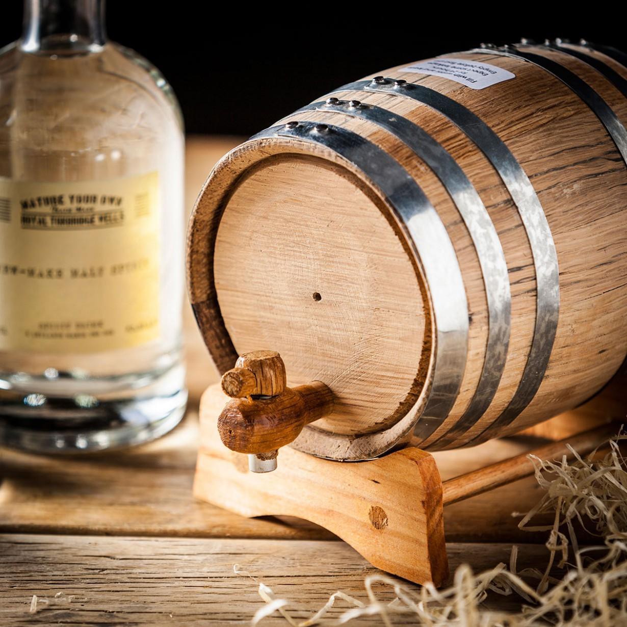 Kit pour faire son propre whisky