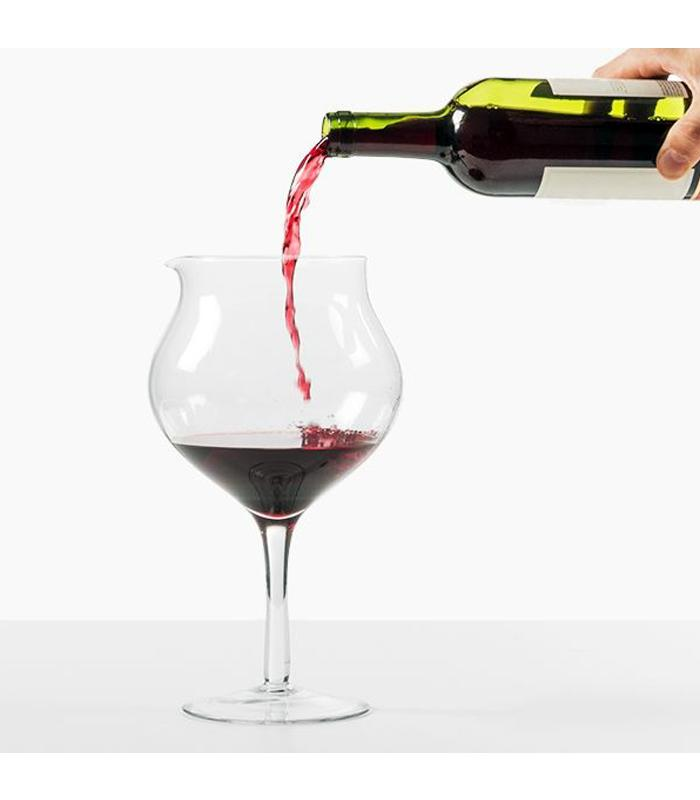 Décanteur à vin géant