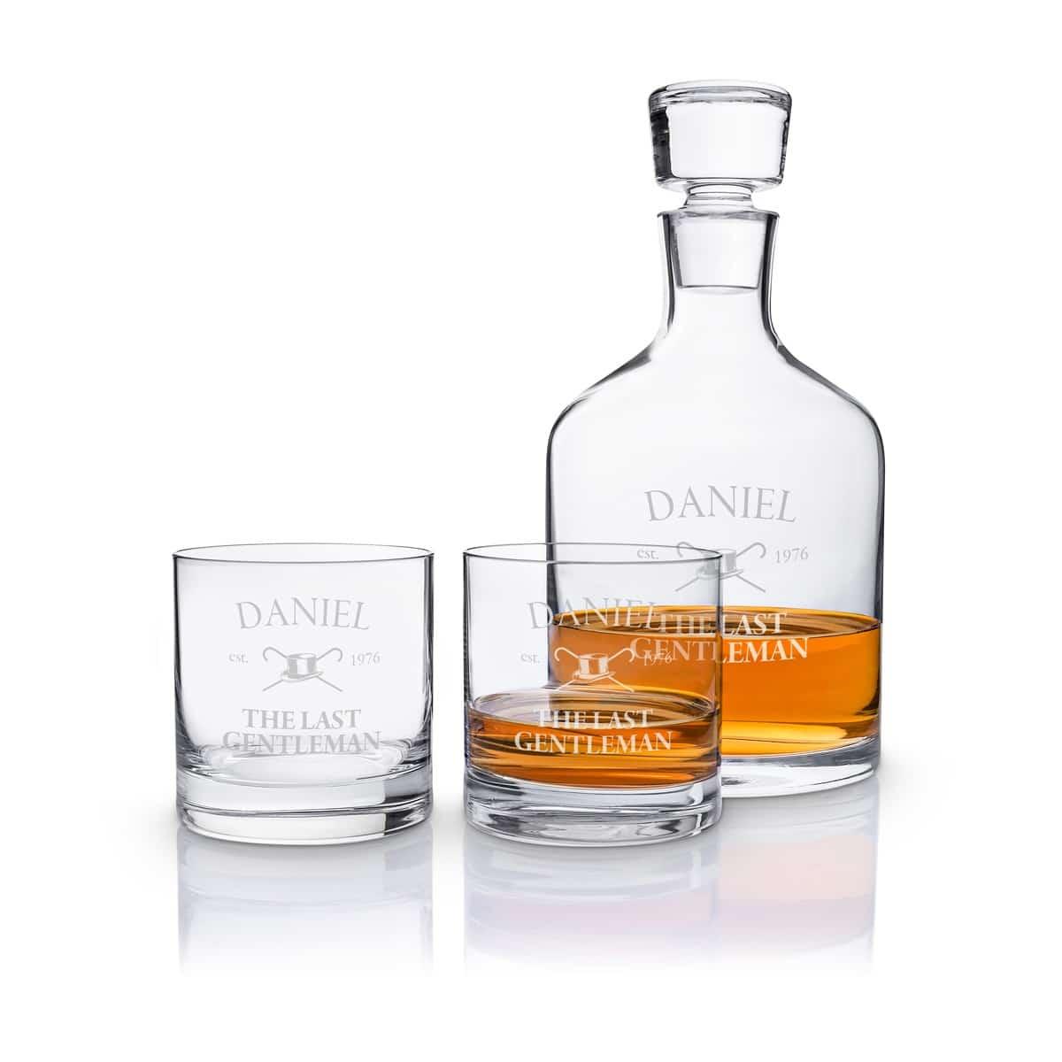 Set de Whisky personnalisable