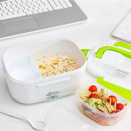 Lunch box chauffante