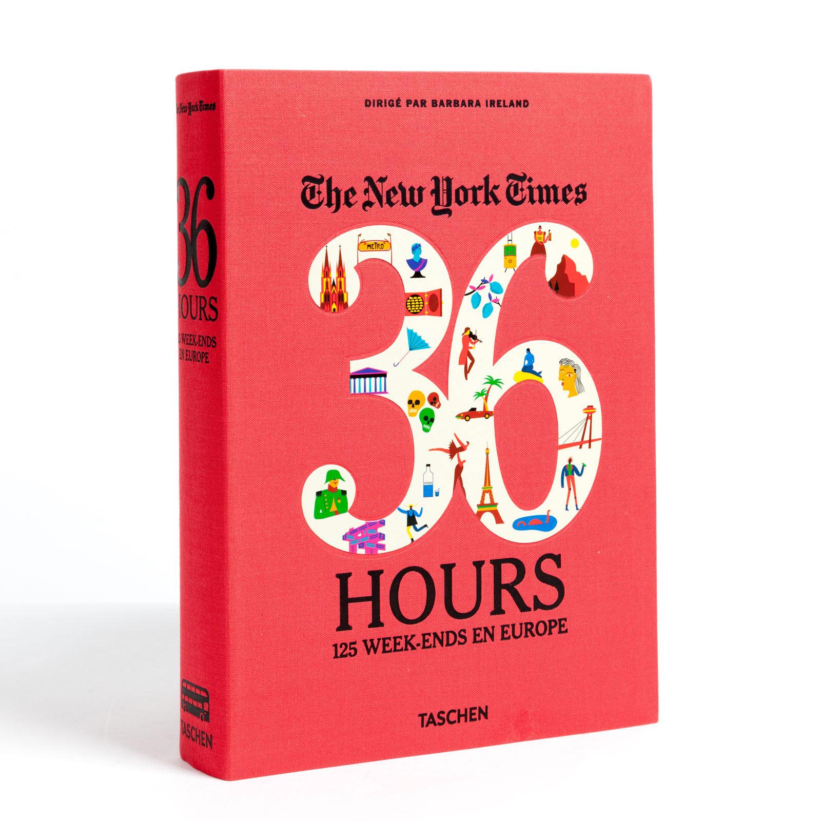 36 heures – 125 week-ends en Europe