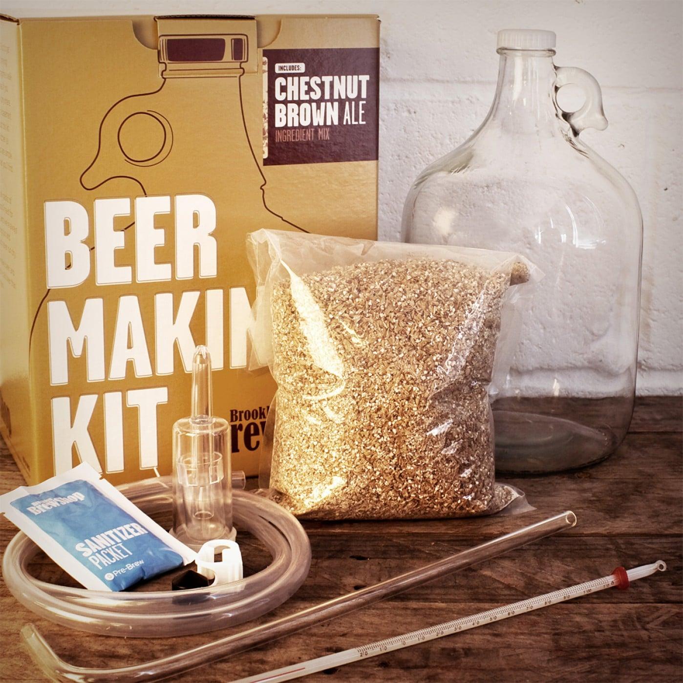Kit pour brasser sa bière BROOKLYN