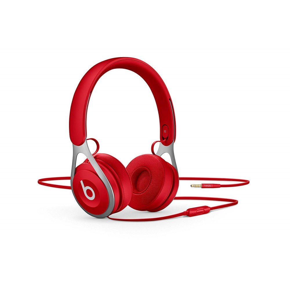 Casque supra-auriculaire Beats EP – Rouge