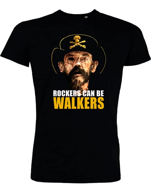 T-shirt Lemmy Walker